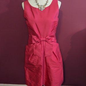 Kate Spade New York Pink Bow Dress Sz 10
